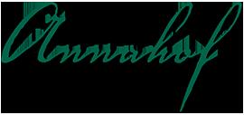Gasthof Pension Annahof Logo